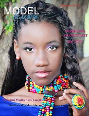 Model Source Summer Issue 2012