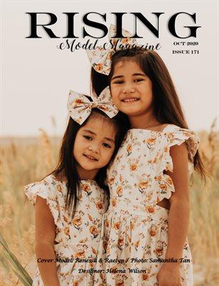 Rising Model Magazine Issue #171