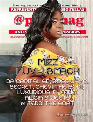 PLUS US MAGAZINE PICTORIAL ISSUE 2B