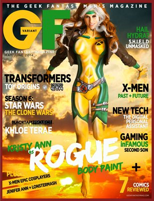 Geek Fantasy - May/June 2014 - Variant: Rogue