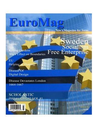 EuroMag by Edwardo D., Marlenny D., and Elda M.