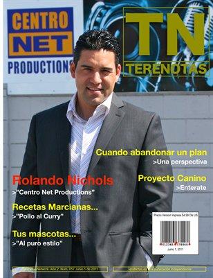 Rolando Nichols... Centro Net Productions