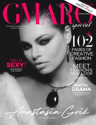 GMARO Magazine January 2021 Issue #29