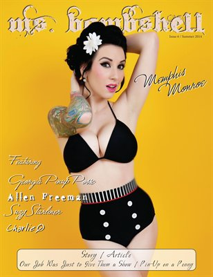 Ms. Bombshell - Summer 2014 Issue #6