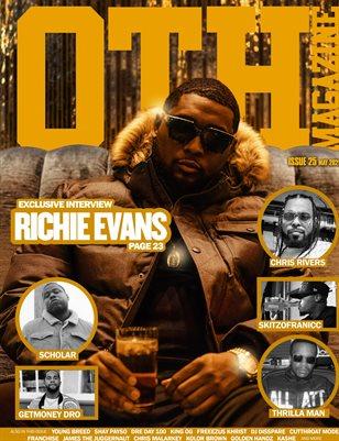 OTH Magazine Issue 25
