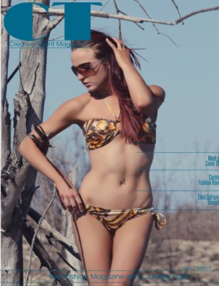 CT Magazine - Issue 7 - Kelsey Pearse (female model)