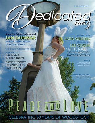 Dedicated Mag Issue #18 Peace, Love, Woodstock