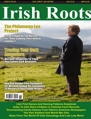 Irish Roots Magazine - Issue No 89