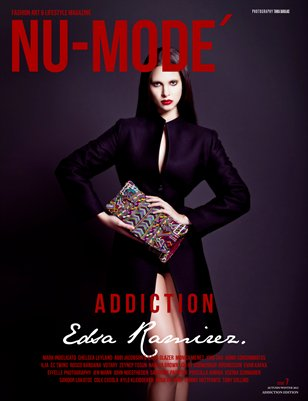 "Nu-Mode´Autumn/Winter Issue 7 ""Addiction"" Edsa Ramirez"