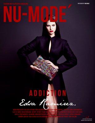"Nu-Mode´Autumn/Winter Issue 7 ""Addiction"" Edsa Ramirez"