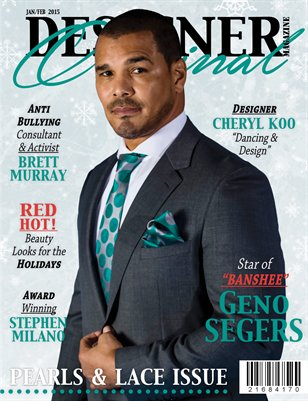 Pearls & Lace Issue 2015