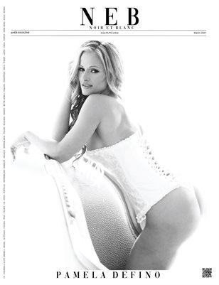 N.E.B Magazine - PAMELA DEFINO - March/2021