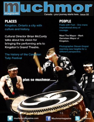 Muchmor Magazine Issue 50