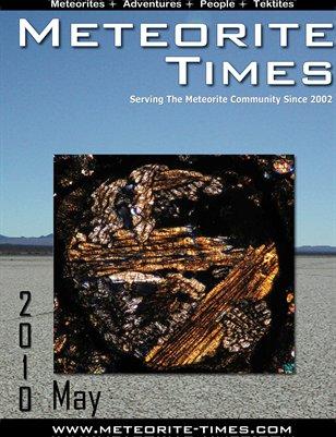 Meteorite Times Magazine - May 2010