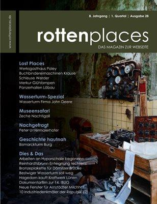 rottenplaces Magazin 1/2020