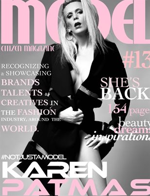 Model Citizen Magazine Issue 13