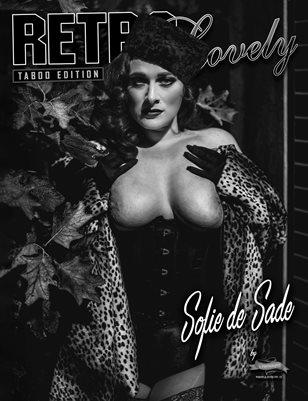 Taboo Edition No. 41 – Sofie de Sade Cover
