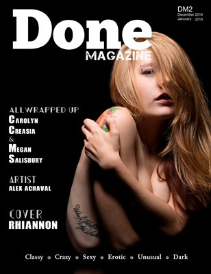 Done Magazine Issue 2