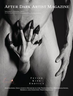 After Dark Artist Magazine October 2021