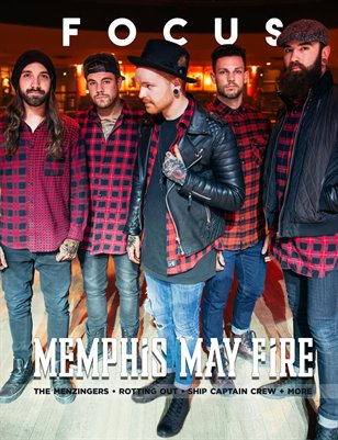 Issue 11 // Memphis May Fire