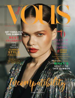 VOUS Magazine | The June Teen Edition | Vol.6 | 2021