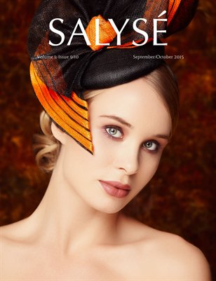 SALYSÉ Magazine | Vol 1:No 9/10 | Sep/Oct 2015 | Gionna Cover