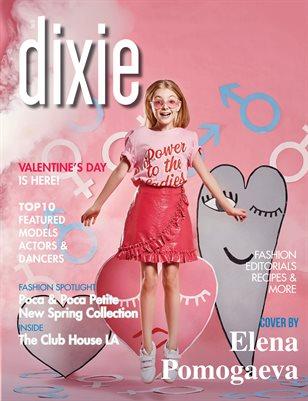 Dixie Magazine - Valentine's Day 2019 Issue