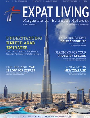 Expat Living Magazine Autumn 2015