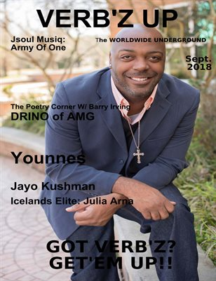 Verb'z Up Magazine Sept. 2018