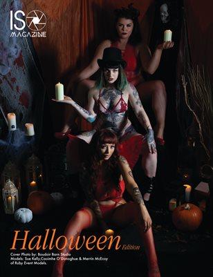 Halloween 2020 - Boudoir Barn Cover