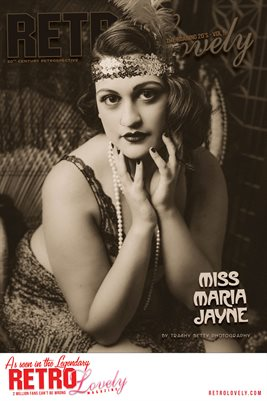 Miss Maria Jayne Cover Poster