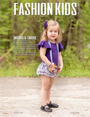 Fashion Kids Magazine | Issue #126