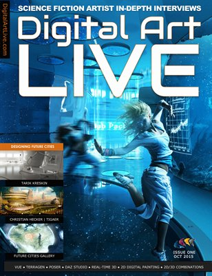 Digital Art Live Issue 1