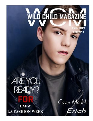 Wild Child Magazine February 2019 Edition I