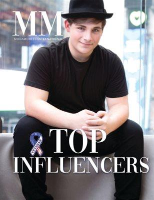 MODAMODELS International Top Influencer Brendan