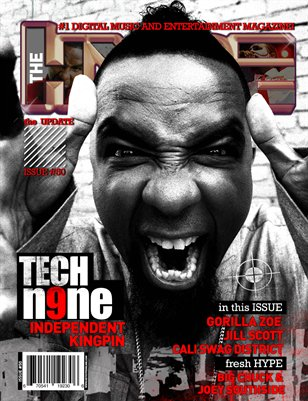 The Hype Magazine - Issue #50