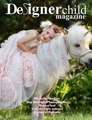 Designer Child magazine July 2019