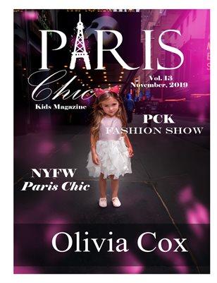 Olivia Cox