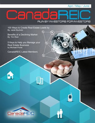 Canada REIC Magazine April/June 2015
