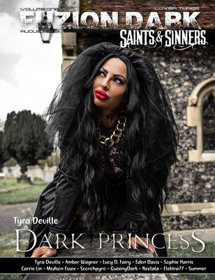 Fuzion Dark : Tyra Deville Saints & Sinners Vol.1 Cover 3