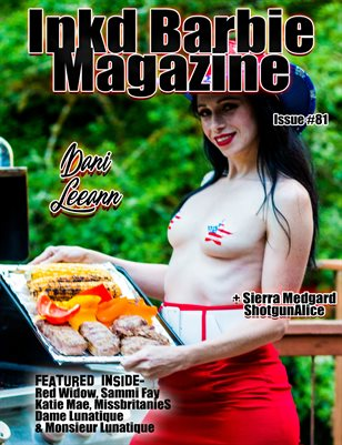 Inkd Barbie Magazine Issue #81 - Dani Leeann