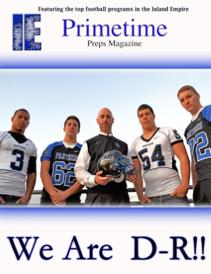 Inland Empire Prime Time Preps Magazine Diamond Ranch Football Edition April 2012