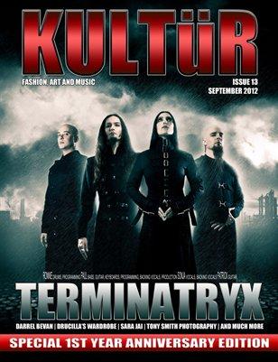 Kultur - Issue 13 - September 2012