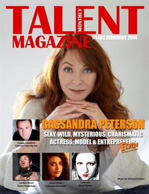 Talent Monthly Magazine February 2014 Issue #1402