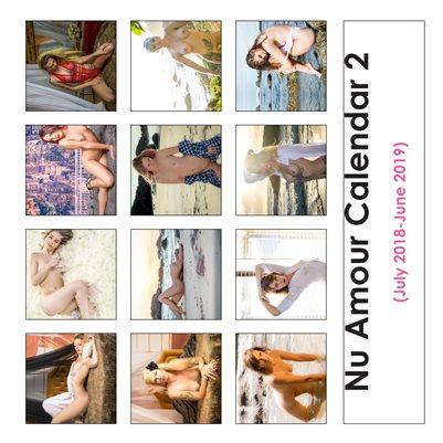 Nu Amour Calendar 2