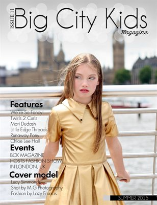 Big City Kids Magazine | Summer 2015