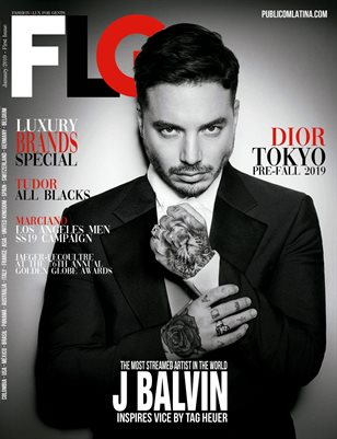 FLG (FASHION & LUX FOR GENTS) - JAN/2018 - FIRST ISSUE