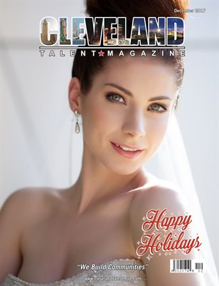 Cleveland Talent Magazine December 2017 Edition