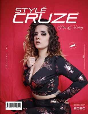 DECEMBER 2020 Issue (Vol: 01) | STYLÉCRUZE - PLUS & CURVY