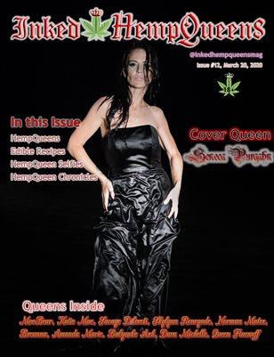 Inked HempQueens Magazine ~ Issue 12 ~ Seneca Purgahn